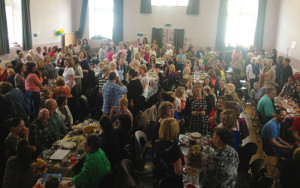 Jen's Day at Campsie Memorial Hall